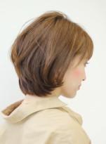 30代40代からのショートヘア