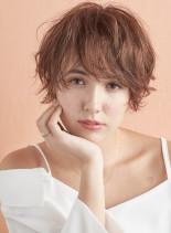 イノセントショート(髪型ショートヘア)