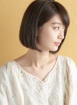 美人度アップ鉄板ミニマムボブ(髪型ボブ)