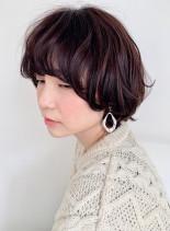 ヘルシーマッシュ(髪型ボブ)