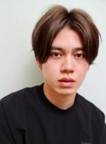 メンズトランクスショート(髪型メンズ)
