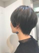 大人可愛いショートヘア☆(髪型ショートヘア)