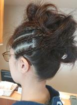 浜松祭りセット(髪型ミディアム)