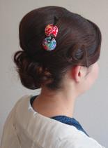 浜松祭りセット、かぶせスタイル(髪型ロング)