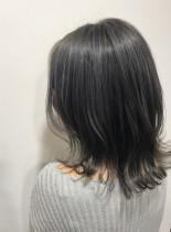 ☆オトナ可愛い外ハネミディ☆(髪型ミディアム)