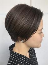 こなれショートヘア☆(髪型ショートヘア)