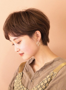 ☆恋活ショートヘア☆(ビューティーナビ)
