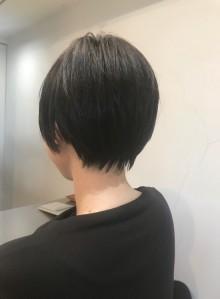 大人可愛いショートカット☆