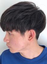 メンズスタイルショートサイド(髪型メンズ)