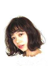 エアリーウェーブボブ(髪型ボブ)