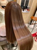 盛山考案 ツヤ髪髪質改善