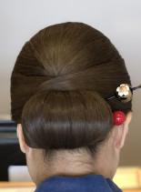 お祭りセット(髪型セミロング)