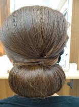浜松祭りダウンスタイル(髪型セミロング)
