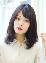 30代40代〜大人可愛いフェミニンヘア☆(髪型ミディアム)