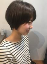 大人可愛いショート☆簡単スタイリング(髪型ショートヘア)