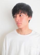 ナチュラルスウィング(髪型メンズ)