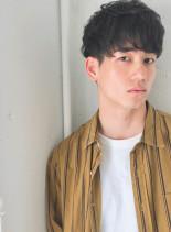 ソフトマッシュショート(髪型メンズ)