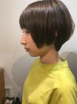 乾かすだけで決まる☆ショートカット(髪型ショートヘア)
