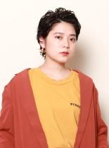 PermShort Style(髪型ショートヘア)