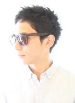 30代40代50代〜の大人ショート(髪型メンズ)