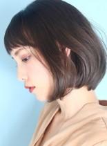 30代*40代大人の王道ボブ☆(髪型ボブ)