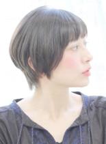 30代からのショートスタイル(髪型ショートヘア)