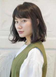 30代おすすめ☆ゆるふわ抜け感ロブ