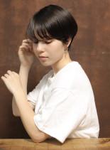 大人タイトショートヘア(髪型ショートヘア)