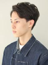 カジュアルアップ(髪型メンズ)