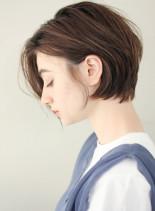 くびれショート(髪型ショートヘア)