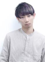 デザインマッシュ(髪型メンズ)