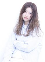 色香漂うヌードアッシュ(髪型ロング)