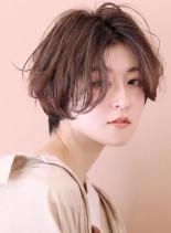 ☆30代、40代大人のショートボブ☆(髪型ショートヘア)