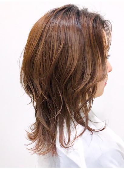 2020冬/春】今週1位のミディアム/年代・40代の髪型は?ヘア