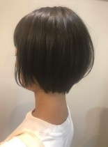 大人可愛いふんわりショートボブ☆(髪型ショートヘア)