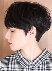 30代*40代大人のゆるふわショート☆(ビューティーナビ)