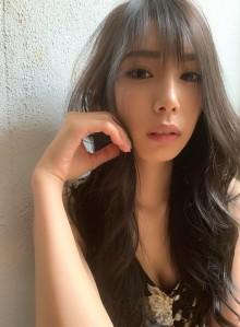 産毛バング☆透けちゃうイルミナグレージュ(ビューティーナビ)