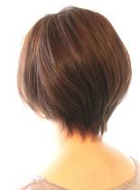 30代40代に人気大人ショートスタイル(髪型ショートヘア)