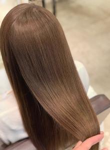 美髪ツヤ髪 ダメージレスカラー(ビューティーナビ)