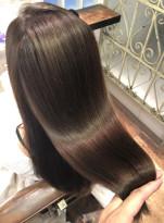 美髪ツヤ髪 ダメージレスカラー