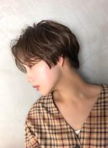 柔らか☆大人ショートヘア(髪型ショートヘア)