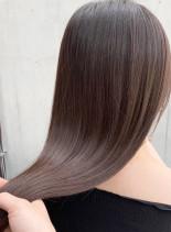 髪質改善Sトリートメント(髪型ロング)