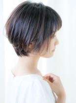 30代40代50代 ショート(髪型ショートヘア)