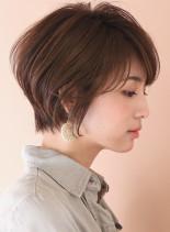 美人ショートヘア◇大人女性にオススメ(髪型ショートヘア)