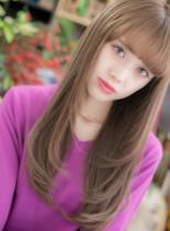 甘辛MIX♪髪質改善☆アンニュイロング(髪型ロング)
