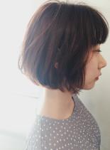 ニュアンスボブ(髪型ボブ)