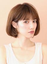 シンプル&エレガンス大人ボブ(髪型ボブ)