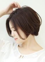 30代40代の人気ショートヘア(髪型ショートヘア)