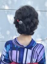 こなれ感上級者アップ(髪型ロング)