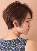 ◇大人のショートヘア(髪型ショートヘア)